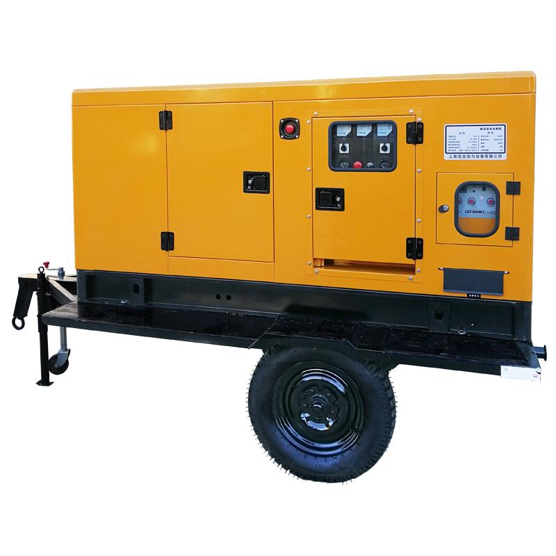 SH500NB 500A移动式氩弧手工焊接工作站 移动式柴油发电电焊两用机  焊接管道焊接 焊条直径2.0-6.0mm