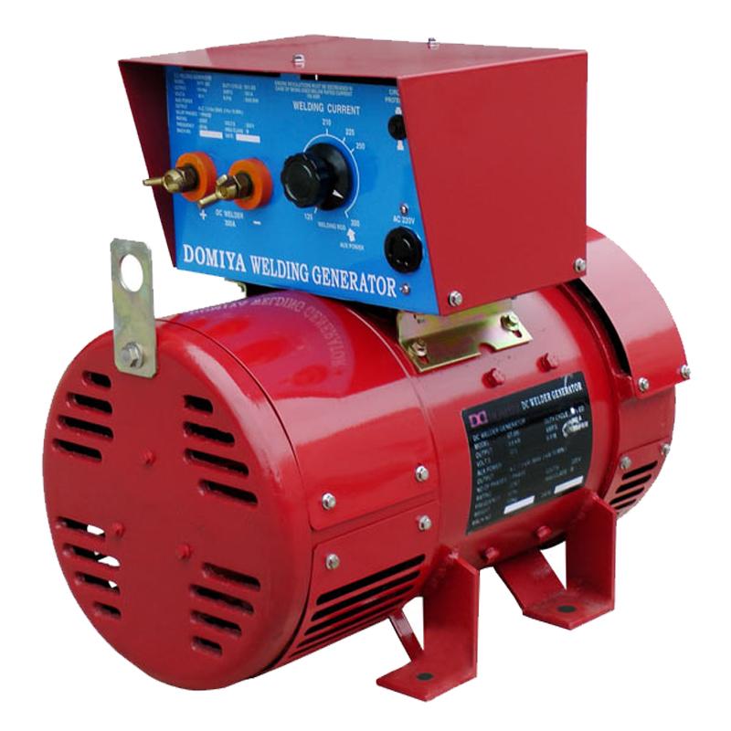 直流弧焊发电两用机(整流子款)ZHTF-300