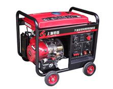 140A汽油三相发电电焊两用机组 SHS190D 电动