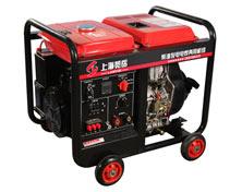 140A柴油三相发电电焊两用机组 DMD190LE/3电启动
