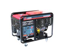 DH300E电焊机 移动式柴油发电电焊两用机 焊接管道焊接 焊条直径3.2-6.0mm