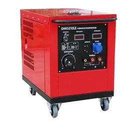 柴油中频发电电焊两用机
